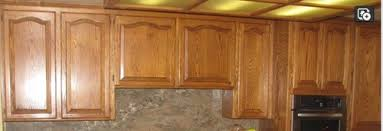 oak cabinets can oak cabinets be refinished to cherry color cabinets