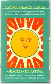fatima oracle cards by ginardi roberto lo scarabeo torino italy
