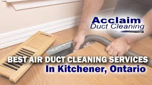 Laminate Flooring Kitchener Air Duct Cleaning Service Kitchener Ontario Youtube