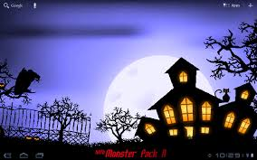 halloween moving screensavers halloween live wallpaper free android apps on google play