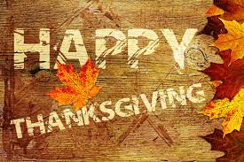 happy thanksgiving from photodex