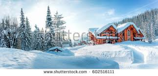 Winter House Rusla Ruseyn U0027s Portfolio On Shutterstock