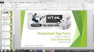 cara membuat makalah untuk presentasi cara membuat presentasi powerpoint sangat mudah dan keren youtube