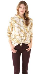 scarf blouse equipment antonia scarf blouse shopbop
