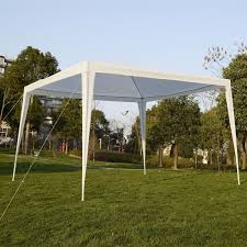 gym equipment outdoor 10 u0027 x 10 u0027 heavy duty canopy tent gazebo