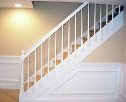 what you need to do when diy stair railings installation ellecrafts