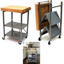 butcher block top kitchen island small folding metal 3 shelf utility cart kitchen island butcher