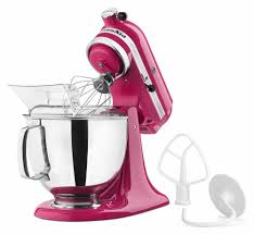 kitchenaid artisan stand mixer cranberry 5 quart everything