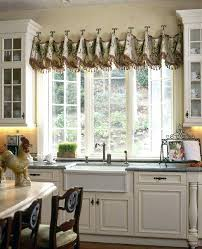kitchen window treatment ideas pictures window topper ideas impressive kitchen window treatment ideas bay