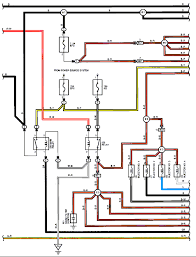 2000 toyota mr2 fuse diagram 2000 wiring diagrams instruction