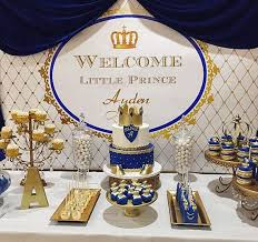royal blue and gold baby shower decorations 3 best blue and gold baby shower decorations blogbeen