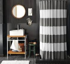 Shower Curtains For Small Bathrooms Gorgeous Shower Curtain With Gold And Colour Nytexas
