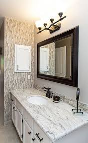 Backsplash Bathroom Ideas by 7 Best Backsplashes Images On Pinterest Granite Kitchen