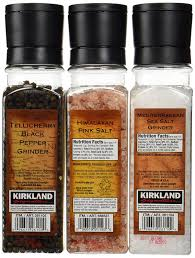 Costco Dog House Amazon Com Kirkland Signature 2 Salts And A Pepper Sea Salts