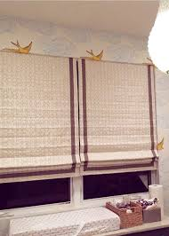 Flat Roman Shades - roman shades urban source chicago