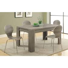 zuo saints walnut and white dining table 100143 the home depot