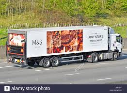 gist hgv lorry truck supply chain logistics providing food stock