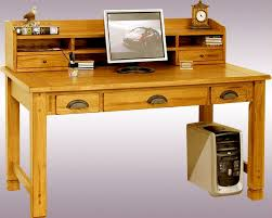 Home Computer Desk With Hutch by Designs Writing Computer Desk U0026 Hutch Su 2865ro 2865ro H
