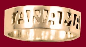Name Ring Gold Wow Imports Personalized Gold Name Ring Gold Name Rings Gold