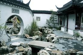 interior courtyards chinese courtyard