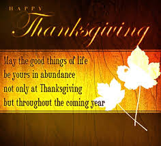 happy thanksgiving the organizer universe