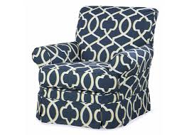 Glider Swivel Chairs Slipcovered Swivel Glider Chair Central Falls