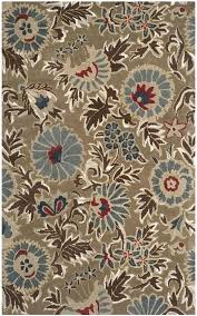 Safavieh Blossom Rug Safavieh Blossom Rug Area Rug Rectangle Country Floral Ivory Color