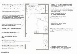 bathroom floorplans 11 fresh narrow floor plans house plans ideas