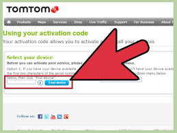 Usa Maps Tomtom by How To Activate Tomtom Maps 9 Steps With Pictures Wikihow