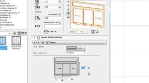 How To Draw Sliding Doors In Floor Plan New Three U2010sash And Six U2010sash Sliding Windows Youtube