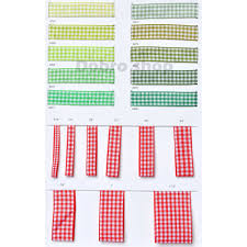 Checkered Flag Ribbon 76 Colors Solid Ivory Checkered Gingham Ribbon 5 6 9 13 16 19 22