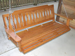 how to build a porch swing extreme how to