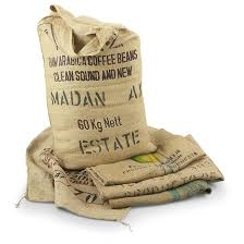 5 used burlap sacks 158397 tactical accessories at sportsman s