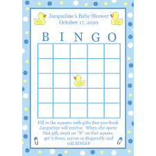baby shower gift bingo baby shower gift bingo cards archives baby shower diy