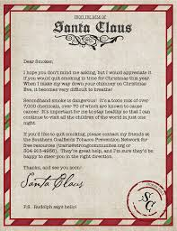 10 best images of free santa claus letter form free printable