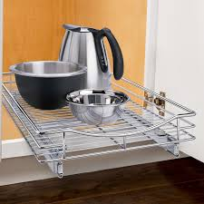 Kitchen Sliding Shelves by Lynk Roll Out Cabinet Organizer Pull Out Drawer Under Cabinet