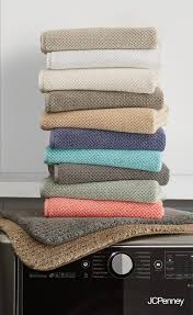 Jcpenney Kitchen Towels by Home Quick Dri Textured Solid Bath Towel Program And Quick Dri