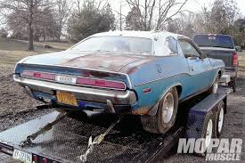 Dodge Challenger Parts - 1970 dodge challenger mom u0027s 340 rod network