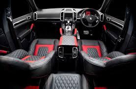 Porsche Cayenne Interior - 2012 porsche cayenne interior exterior a kahn design news car