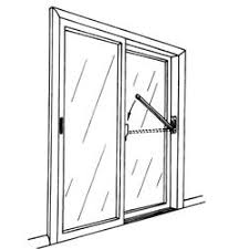 sliding glass door security bars 1615 1617 sliding glass door