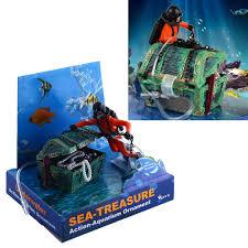 aquarium diver ornament 1000 aquarium ideas