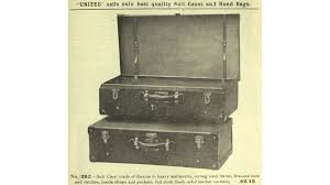 the history of the humble suitcase history smithsonian
