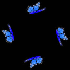 halloween holograms hologram technology butterfly for 4faces holographic pyramid