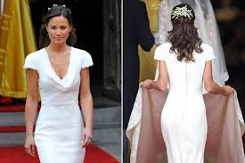 pippa middleton u0027s world famous backside set to walk the aisle