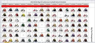 Help With Excel Spreadsheets by Excel Spreadsheets Help 2016 Football Helmet Schedule