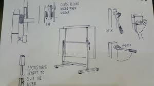 Drafting Table Height by Design Communication Detail Drawing Drafting Table