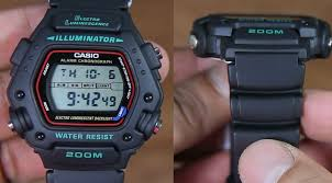 Jam Tangan Casio Dw 290 casio standard dw 290 1v indowatch co id