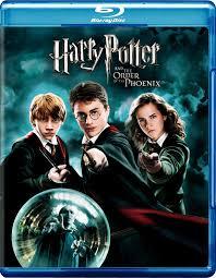 Harry Potter y La Orden del Fenix [BD25]