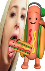 Hot Dog Meme - tana mongoose x hot dog meme storytime i got fucked by a hot dog