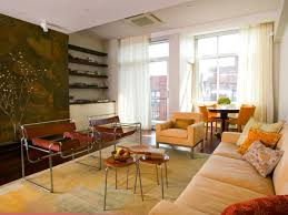 tips to place large rugs for living room